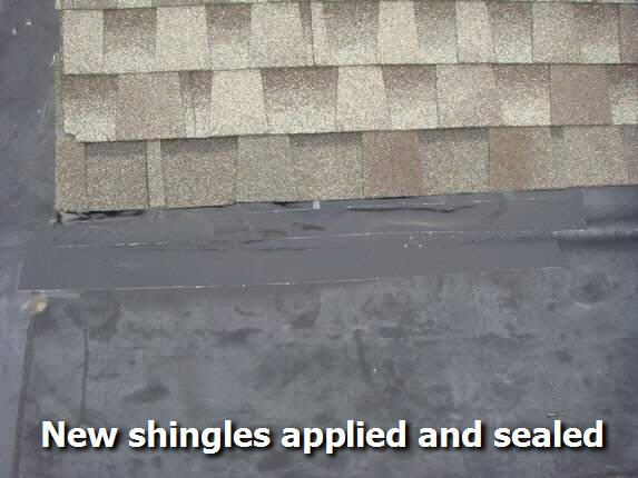 New Weathered Wood Architectural Shingles