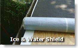 Ice and Water Shield