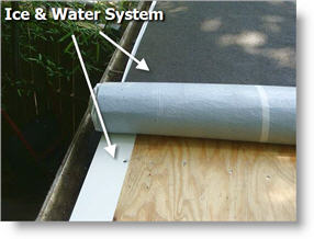 Ice and Water System Upgrade