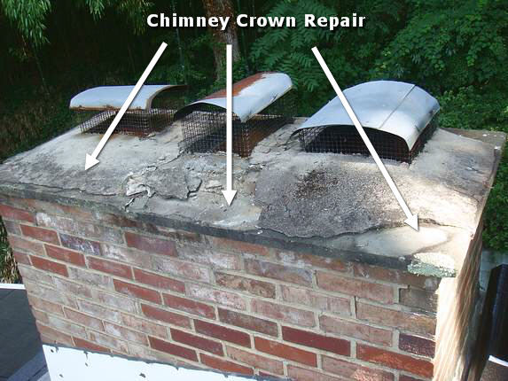 Md Chimney Crown