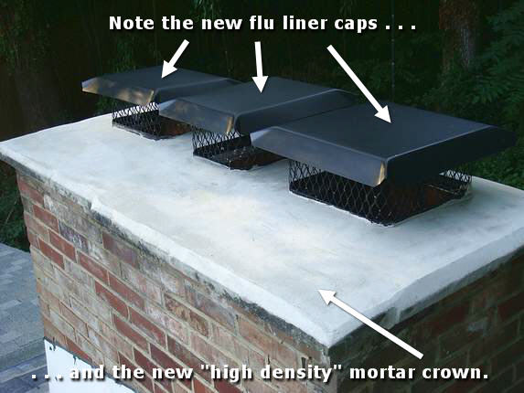 New Mortar Crown