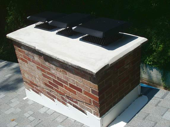 Md Chimney Crown Completed