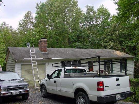 Md roof insurance job