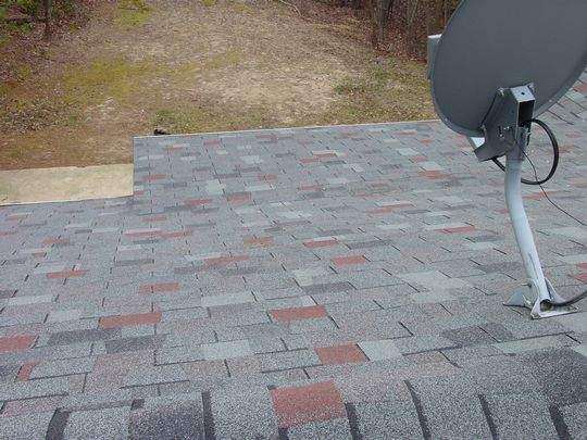 Md architectural shingles