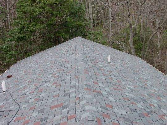 Architectural roof md