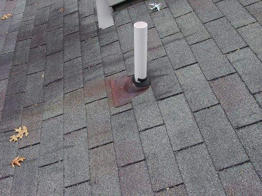 Md Roof leak