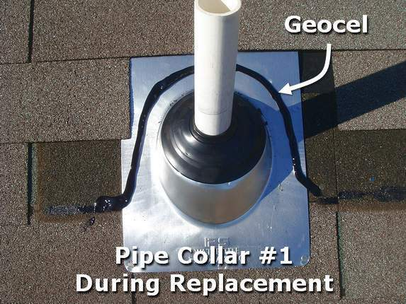 Pipe collar repair