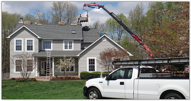 Md Roofing Services
