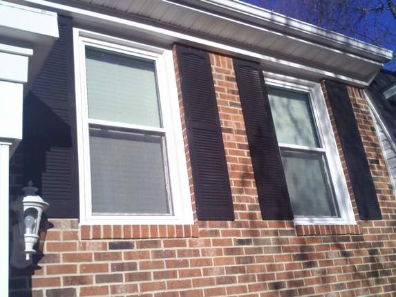 Picture of siding on mansard homes joy studio design Best vinyl windows reviews