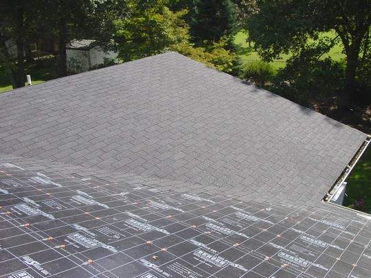 Md Roofing Photos Md Roof Pictures Certainteed Xt25 Black